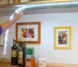 кухни фото дизайн с подсветкой